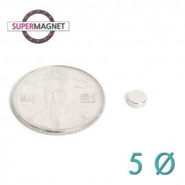 네오디움 강력 원형자석 5mm