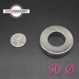 네오디움 강력 링자석 50mm