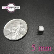 네오디움 강력 사각자석 5mm