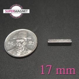 네오디움 강력 사각자석 17mm