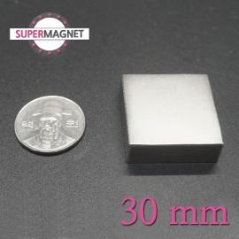 네오디움 강력 사각자석 30mm