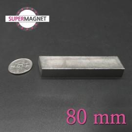 네오디움 강력 사각자석 80mm
