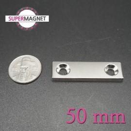 네오디움 강력 사각사라자석 50mm